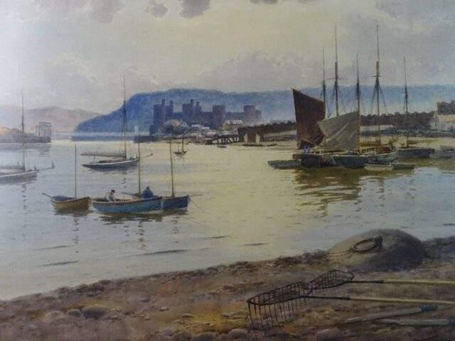 Warren Williams Watercolour