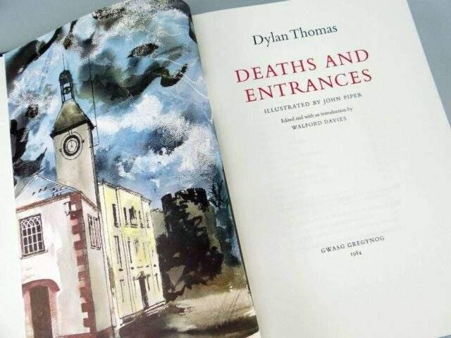 Dylan Thomas / John Piper