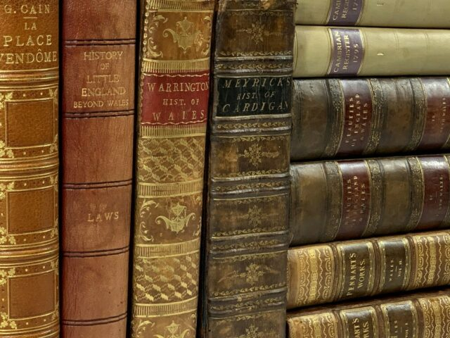 Welsh Related Antiquarian Books