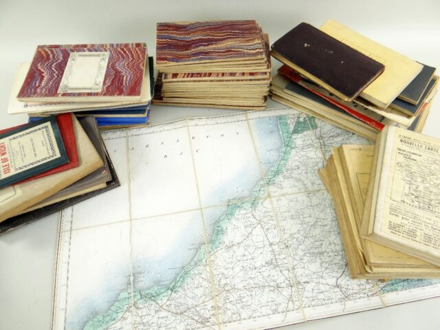 Folding Maps