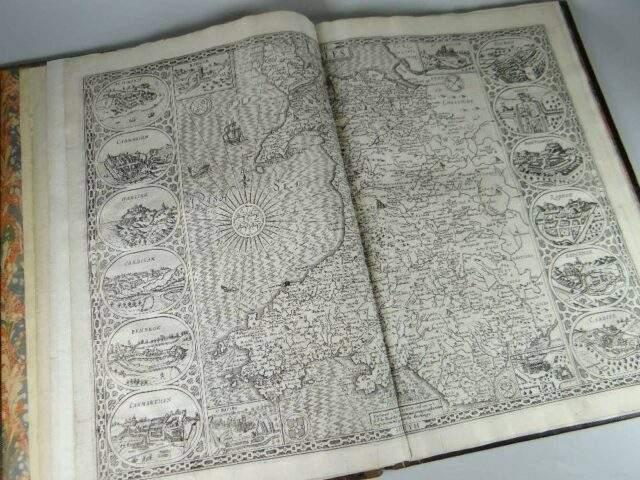 John Speed - Wales Atlas
