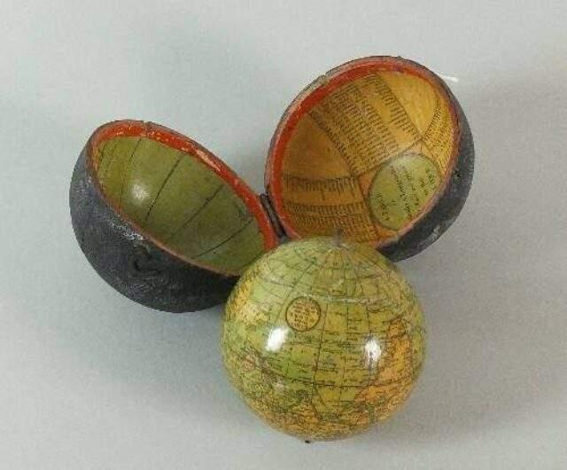 Carey Pocket Globe