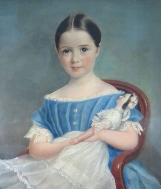 19th Century British School Oil