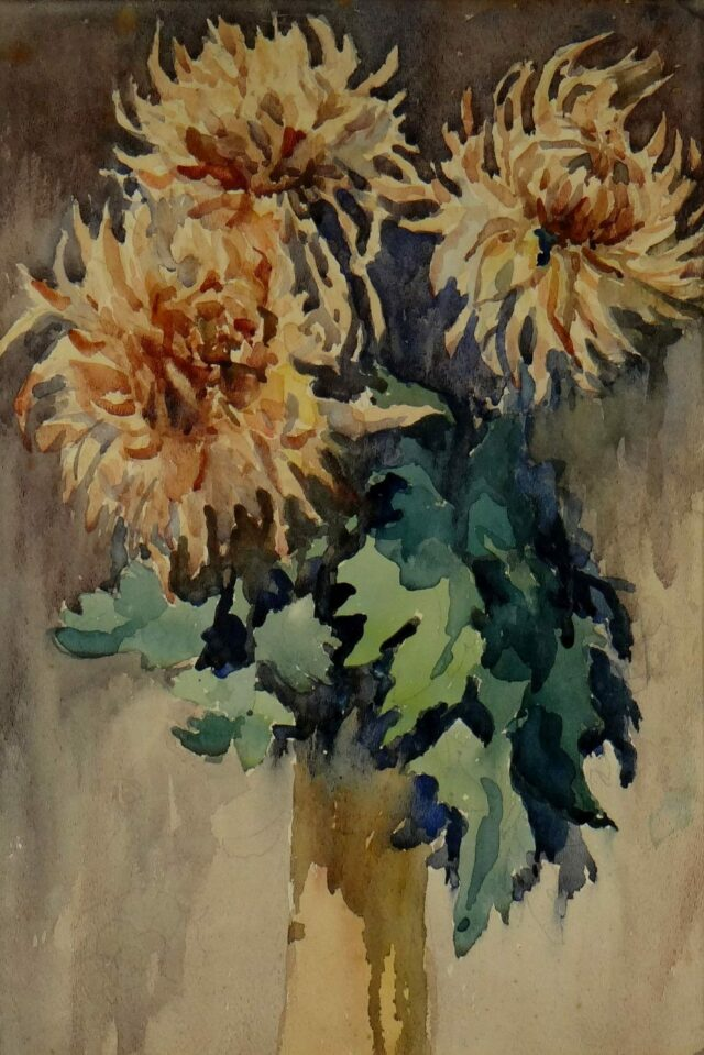 Christopher Wood Watercolour