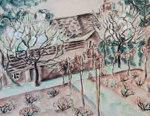 David Jones Watercolour