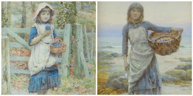 Henry James Johnstone Watercolours