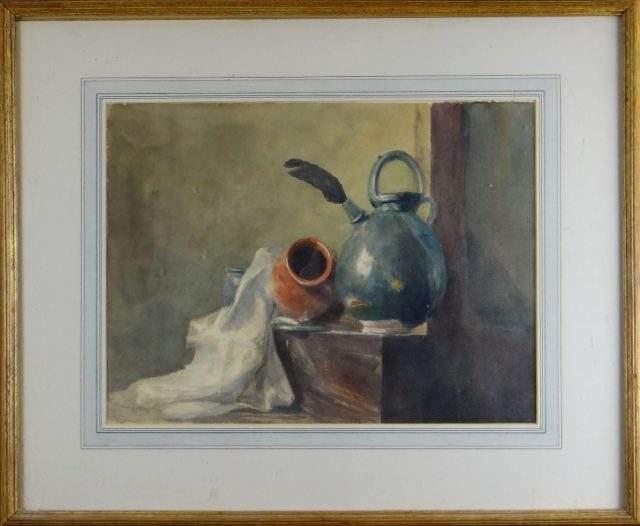 Peter De Wint Watercolour