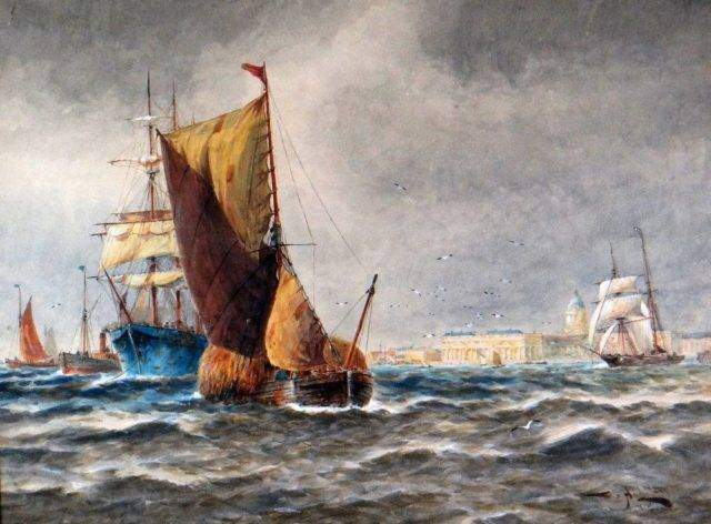 Thomas Bush Hardy