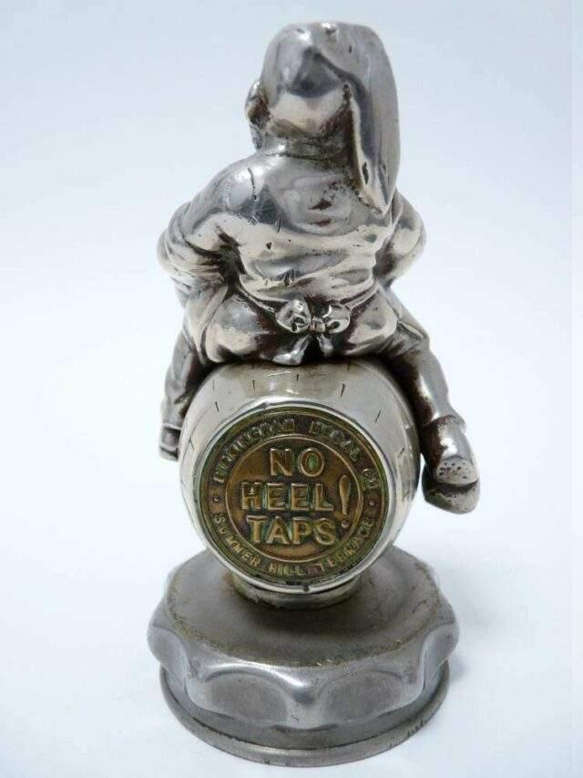 Birmingham Medal Co mascot