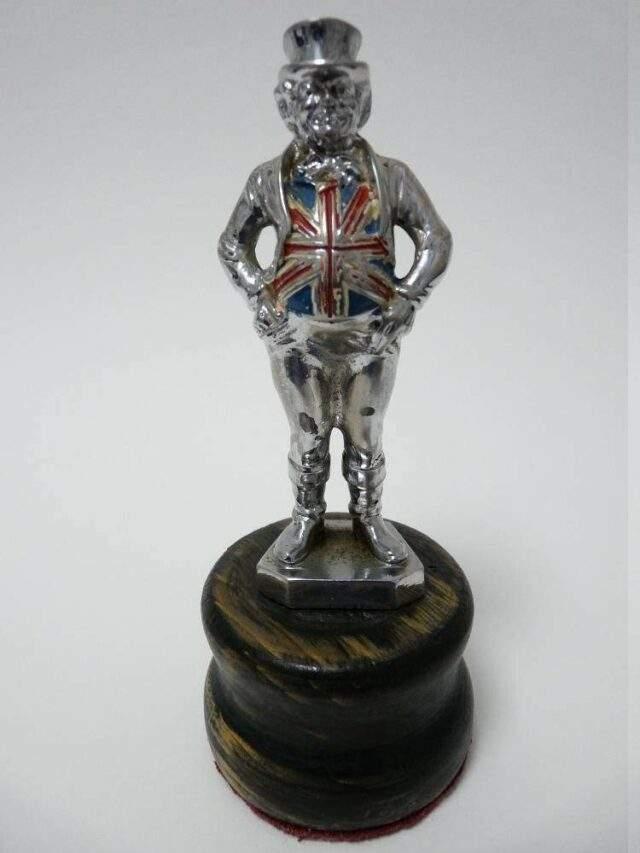 John Bull, circa 1930s mascot
