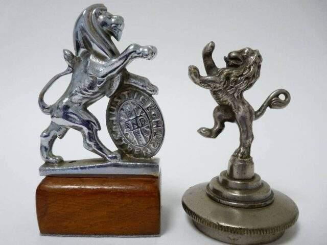 Gilbert & Sons mascots