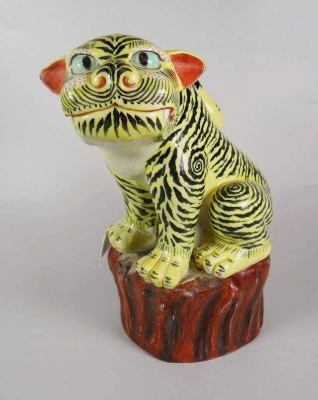 Kakiemon tiger model