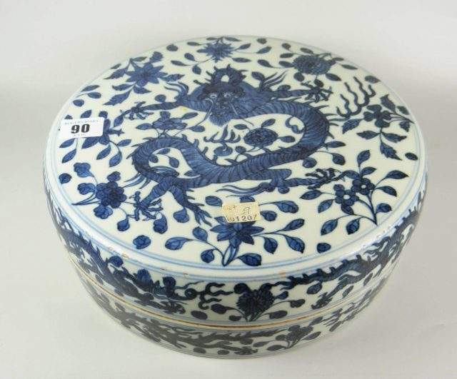 Porcelain Box
