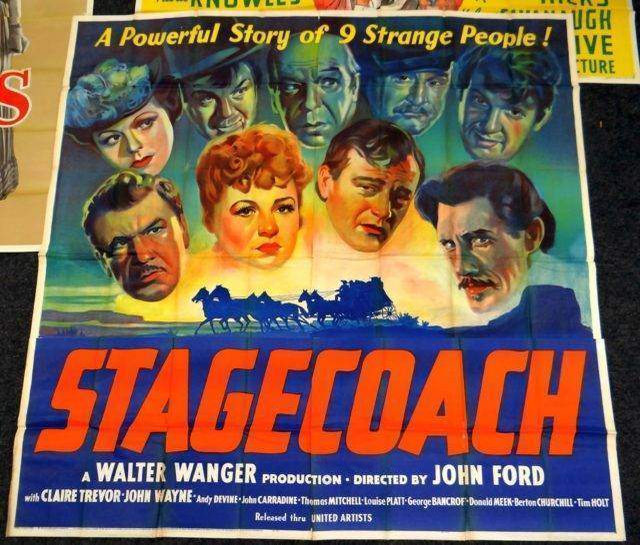 Stagecoach (John Wayne)