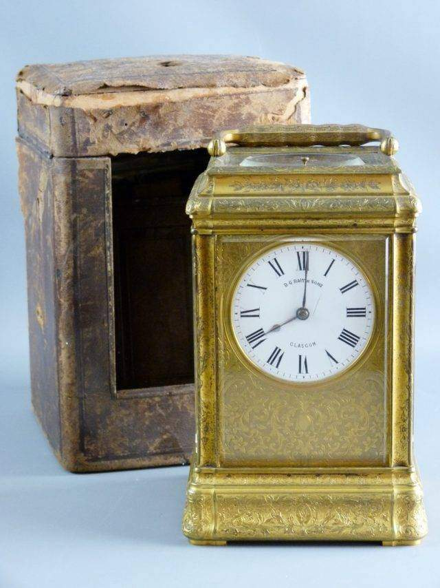 Giant Carriage Clock