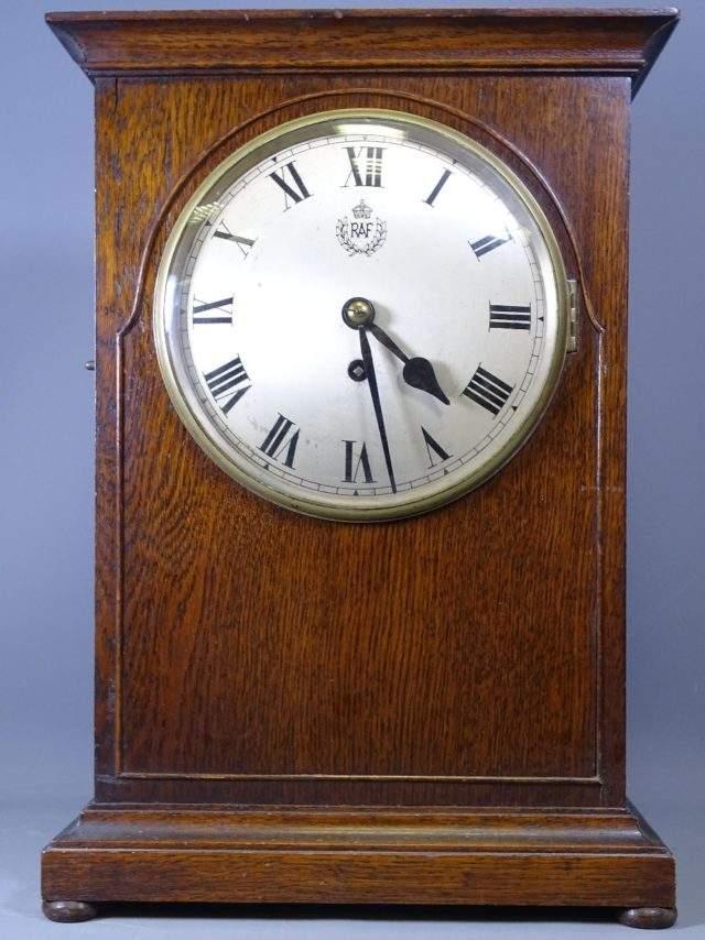 RAF Mantel Clock