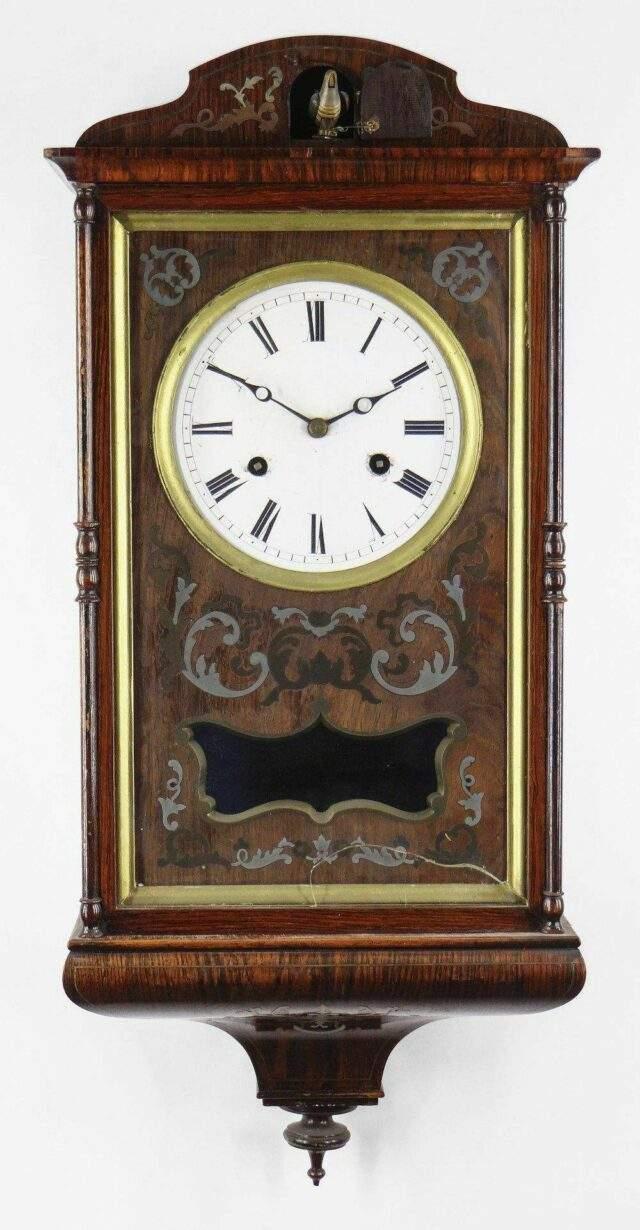 Rosewood Cuckoo Clock