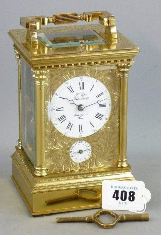 French Brass Repeater