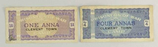 Prison Camp Banknotes