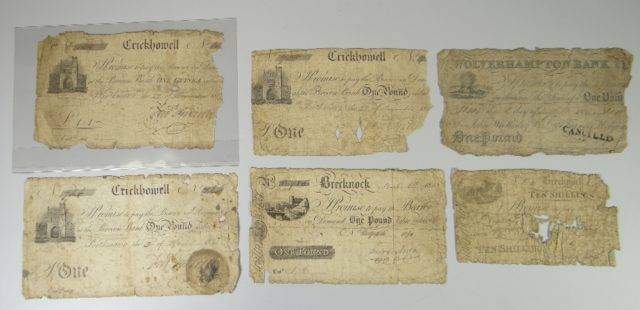 Local Banknotes