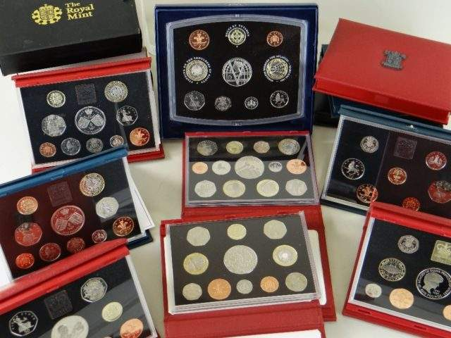 UK Proof Coin Sets