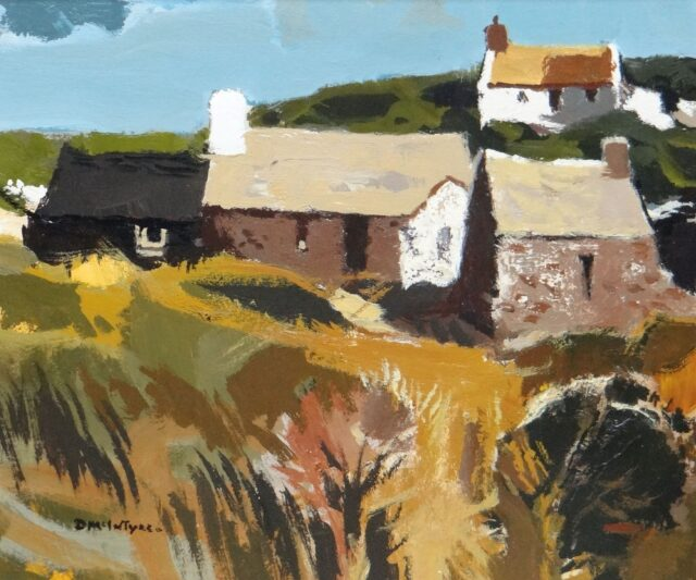 Donald McIntyre Cottages Anglesey