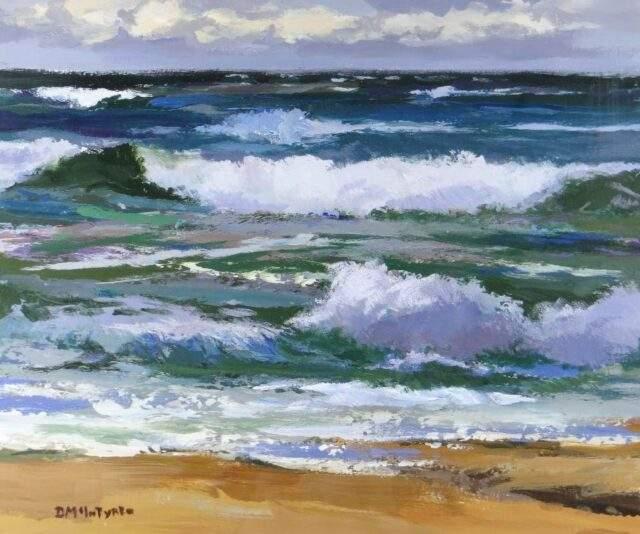 Donald McIntyre Dark Sea Iona