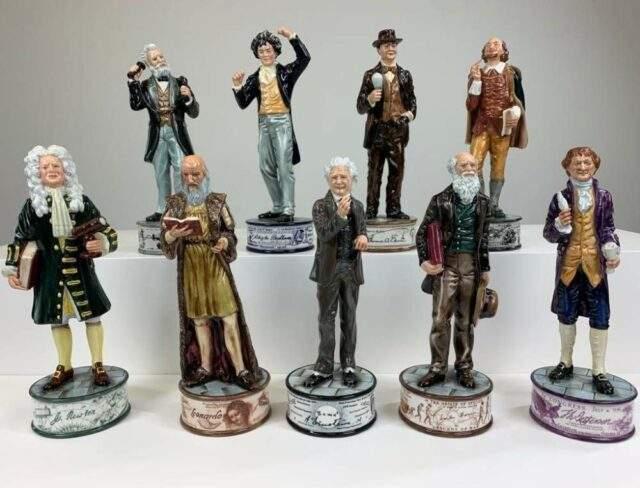 Royal Doulton Pioneers Figurines