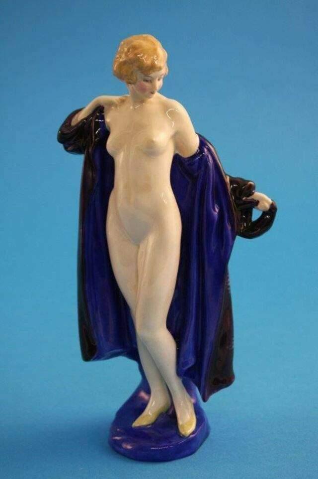 The Bather by Leslie Harradine