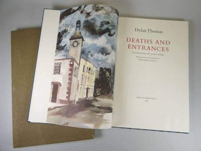 Deaths & Entrances