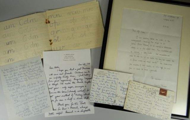 Dylan Thomas Family Letters
