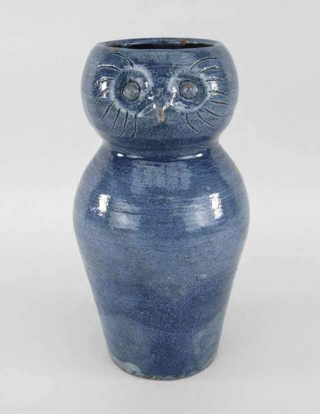Owl Vase