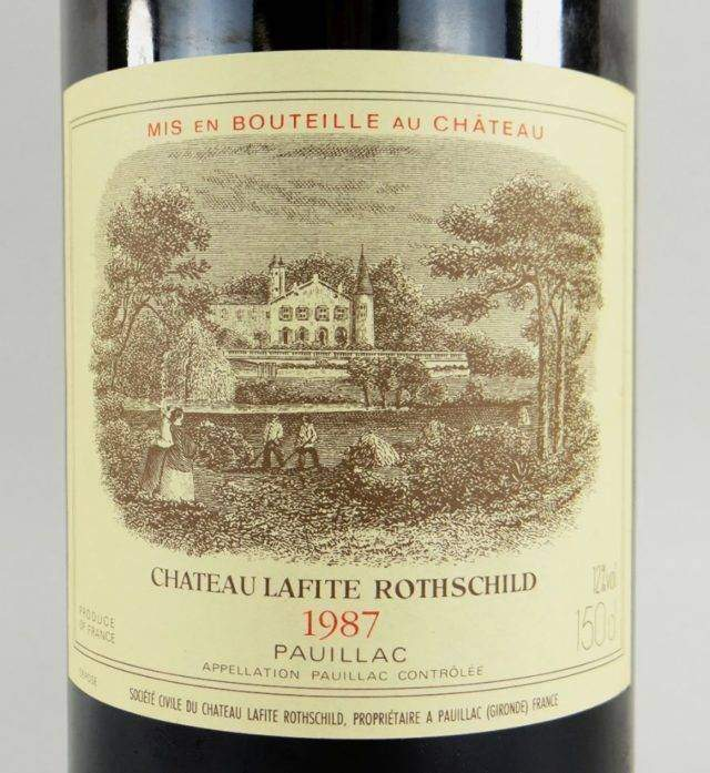 1987 Chateau Lafite Rothschild