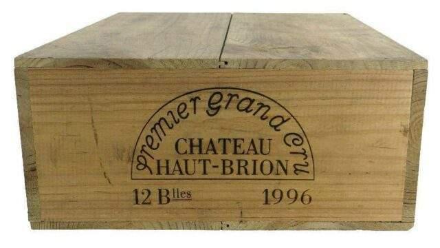 Case Chateau Haut-Brion