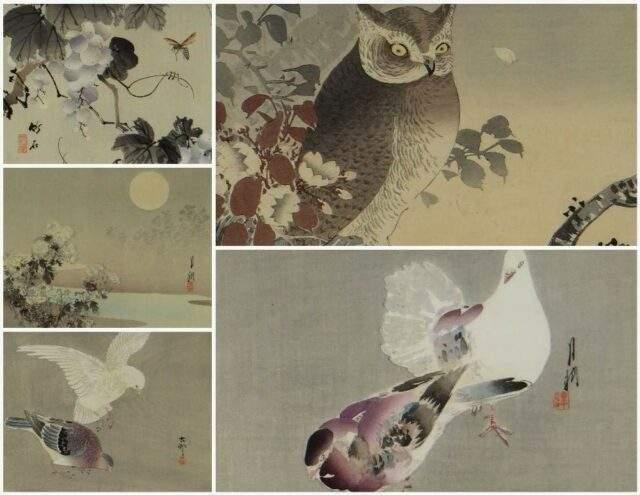 Ukiyo e Woodblock Prints