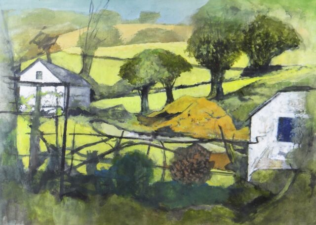John Elwyn Acrylic
