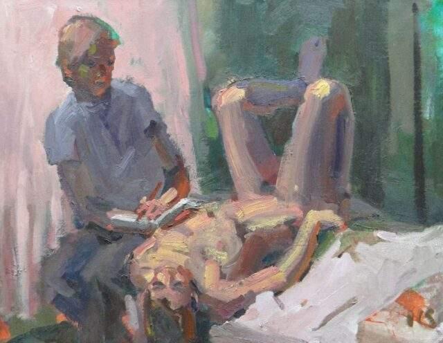 Kevin Sinnott Oil