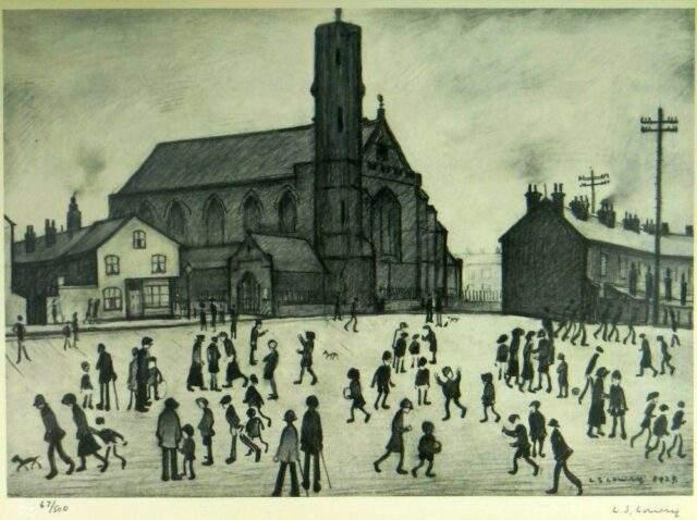 St marys Beswick