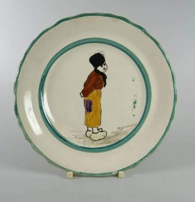 Dutch Boy Plate