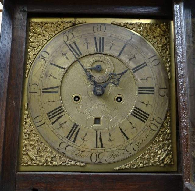 Eighteenth Century Longcase Clock