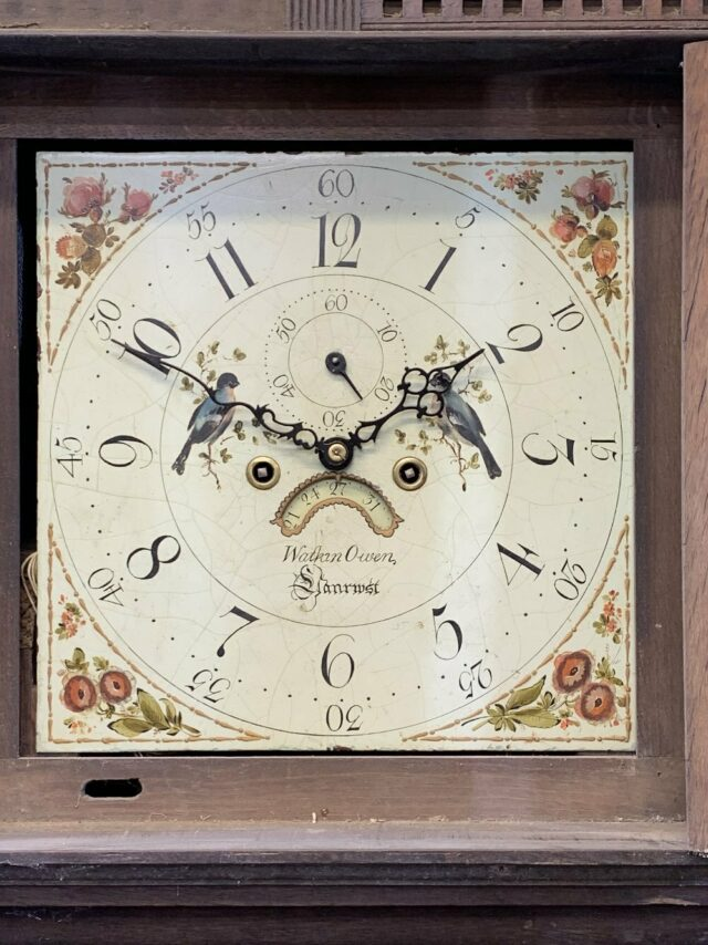 Watkin Owen Llanrwst Longcase Clock