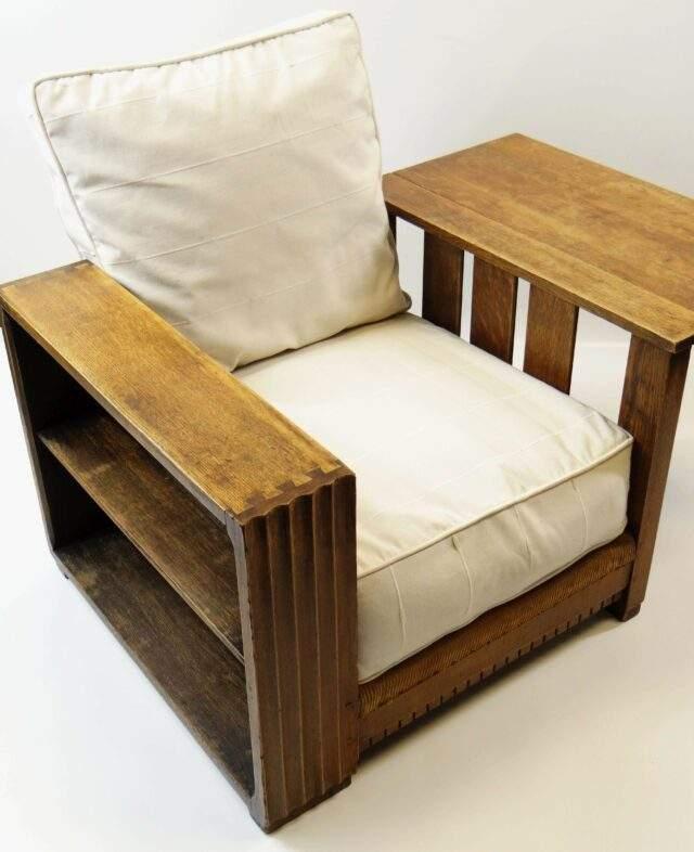 Ambrose Heal Reclining Armchair