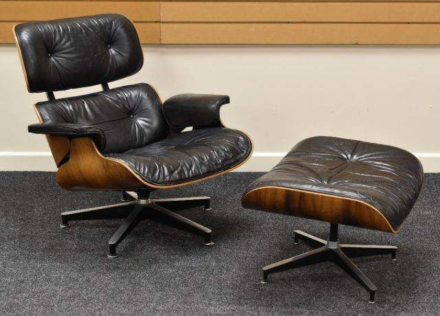 Charles & Ray Eames for Herman Miller