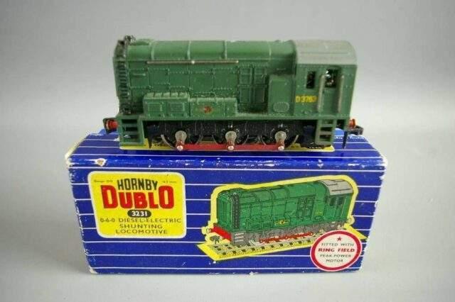 Hornby Dublo