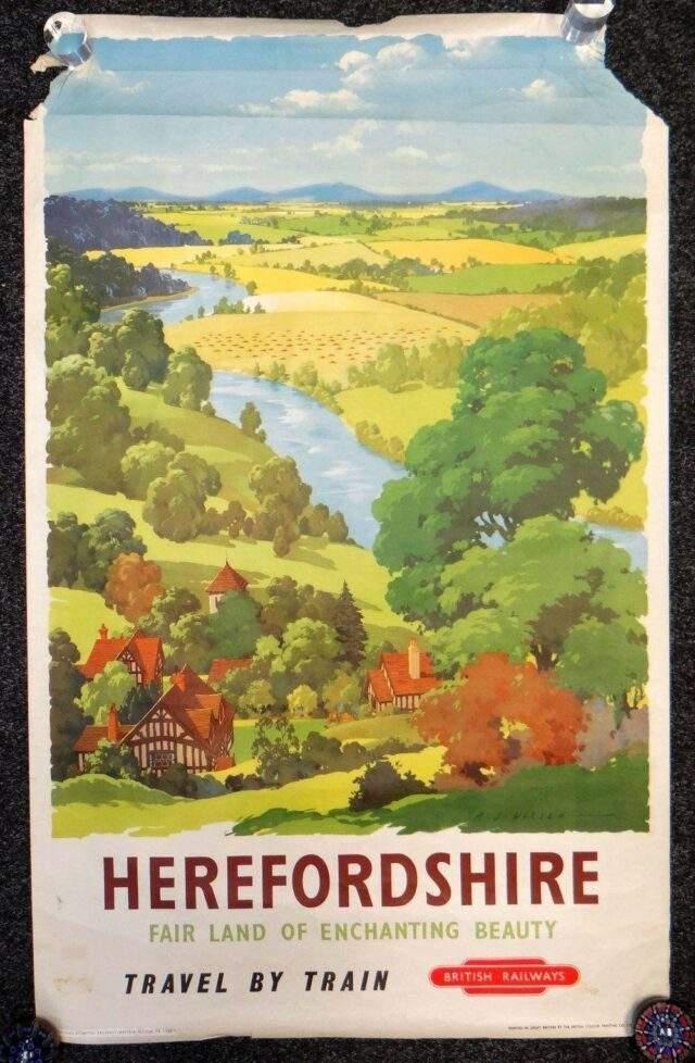 British Railway Herefordshire