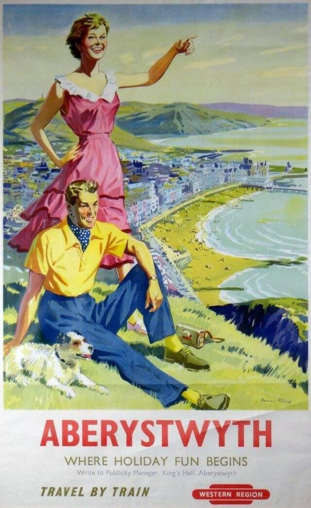 Western Region Aberystwyth