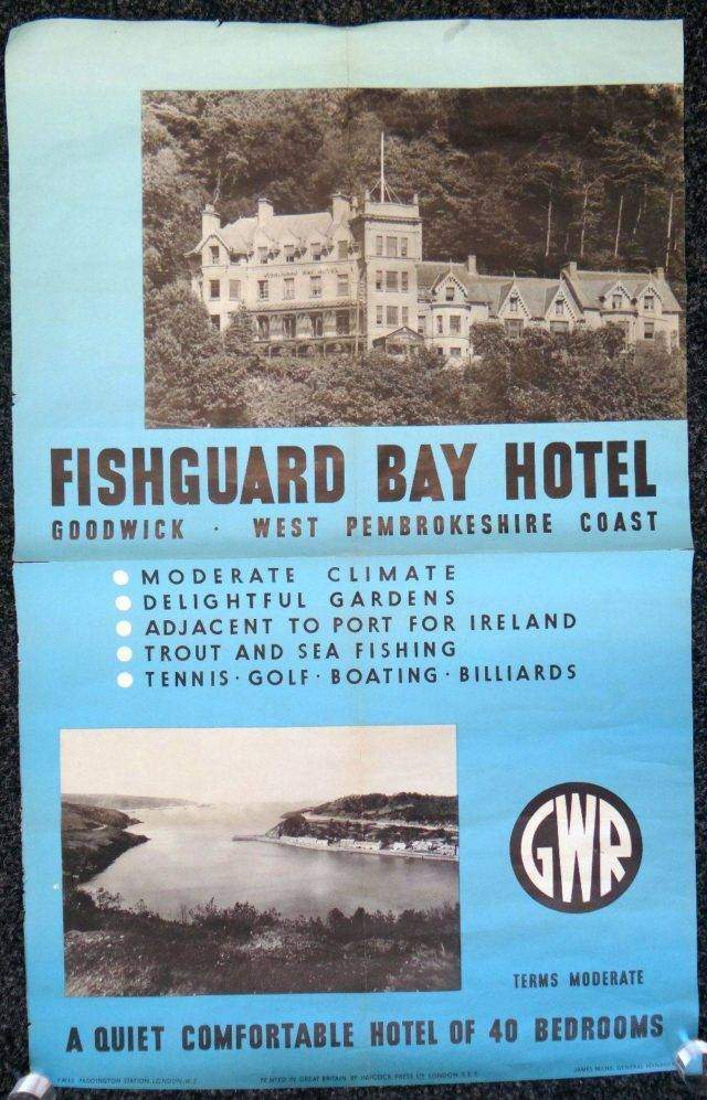 GWR Fishguard Hotel