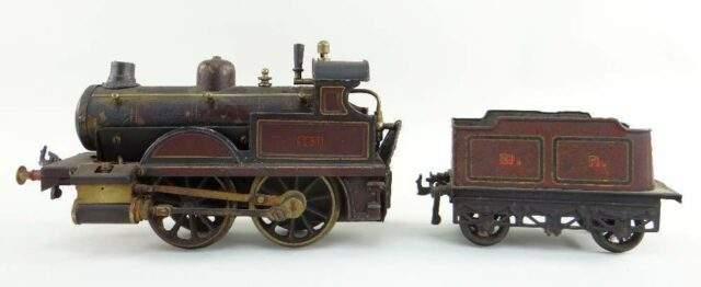 Bing Gauge 1 Steam Locomotive