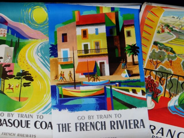 French Railway Posters