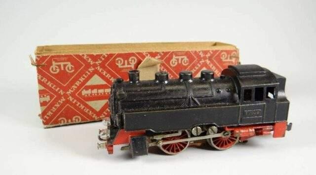 Rare Marklin HO Guage Steam Locomotive